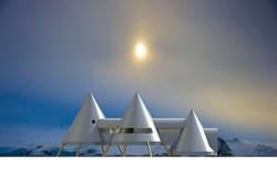 Antarctic Scientific Refuge - 2014
