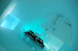 Cube3 @IceHotel, Jukkasjärvi, Sweden