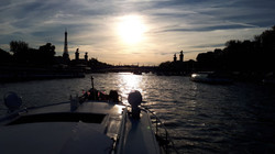 Le bâteau @Seine 2018