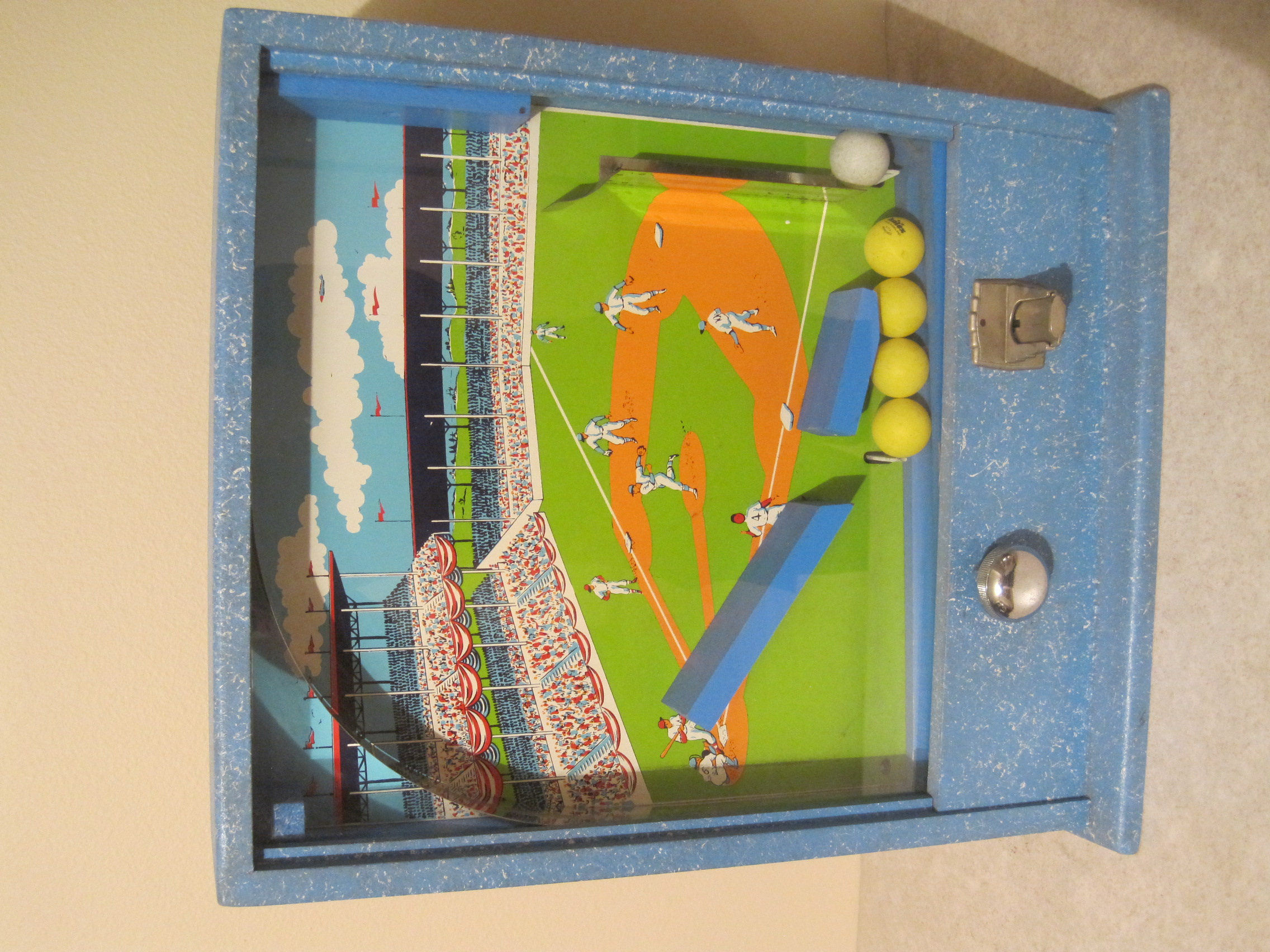 Baseball Machine