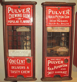 Pulver Gum Machine