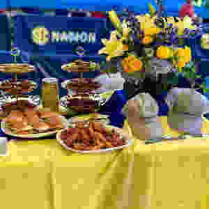 Ole Miss Football Tailgate Catering