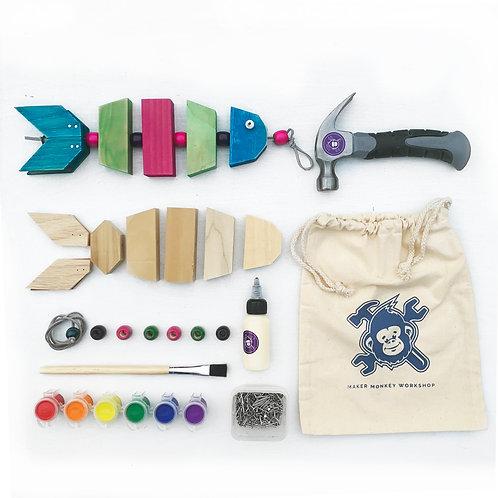 Fish MobileBuilding Kit