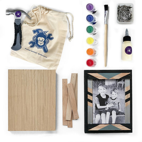 """4x6"""" Picture Frame Building Kit"""