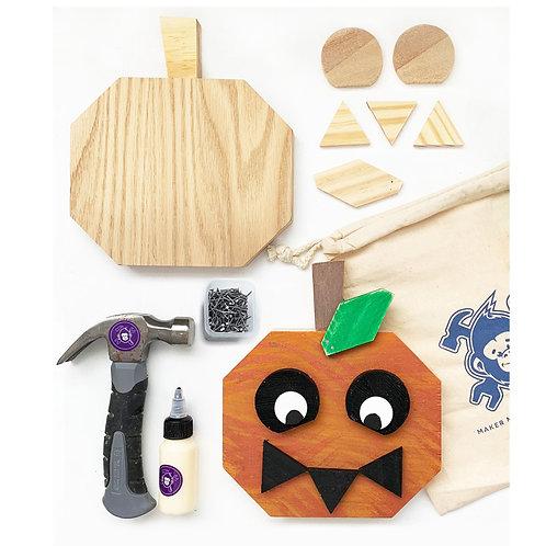 Jack-o-Lantern Building Kit