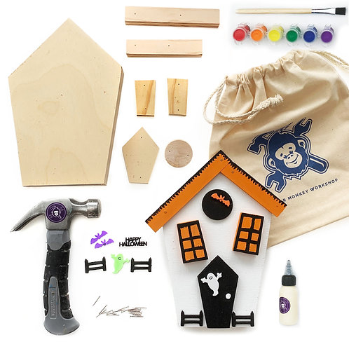 Haunted House Building Kit