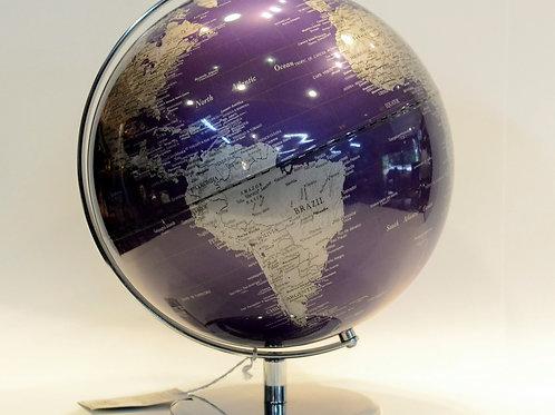 Globo Design Purple
