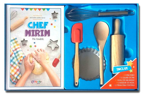 Kit Chef Mirim | Catapulta