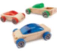 Automoblox Carros Montáveis