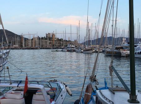 Turkey - part 3: Fethiye to Aydin