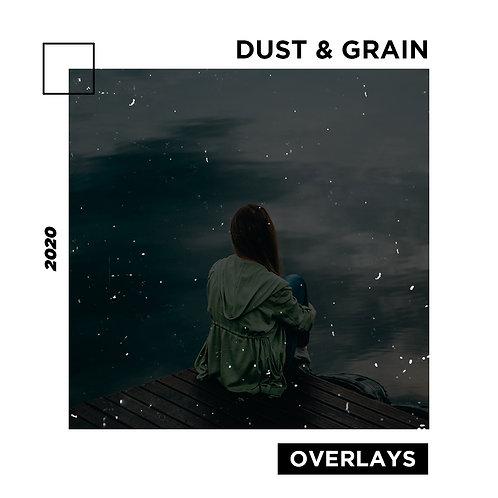 Dust & Grain Overlays