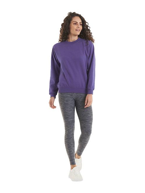 UC511 Ladies Deluxe Crew Neck Sweatshirt