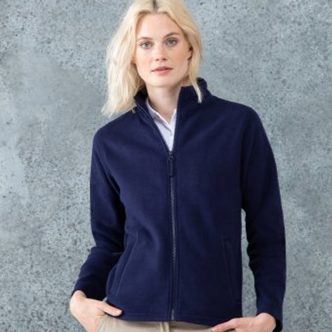 H851 Henbury Ladies Micro Fleece Jacket