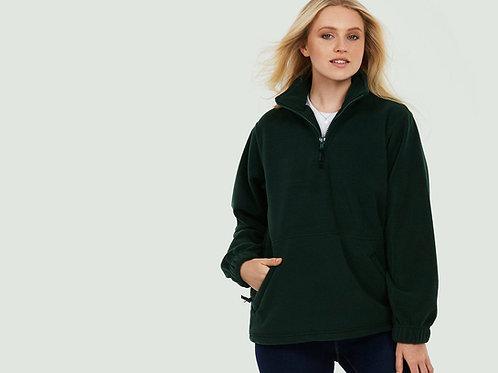 UC602 Premium 1/4 Zip Fleece Top