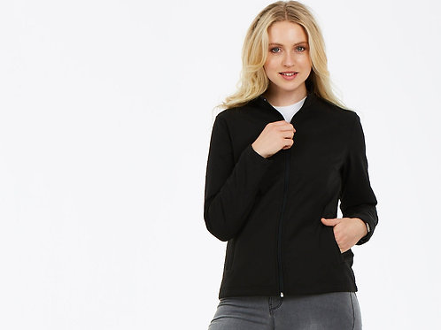UC613 Classic Ladies Soft Shell Jacket