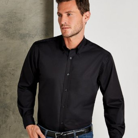 K140 Kustom Kit Long Sleeve Workforce Shirt