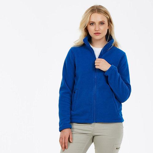 UC608 Classic Ladies Fleece Jacket