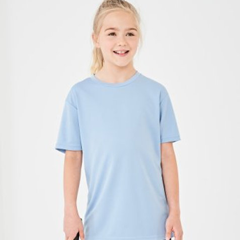 JC001B AWDis Kids Cool Wicking T Shirt