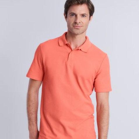 GD35 Gildan SoftStyle® Double Piqué Polo Shirt