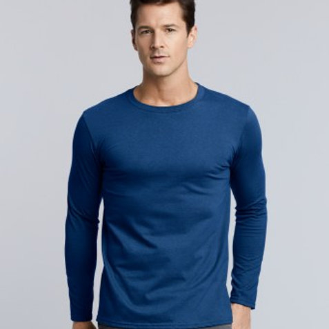 GD11 Gildan SoftStyle Long Sleeve T Shirt