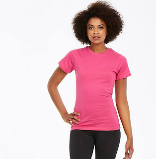 UC318 Ladies Classic Crew neck T-Shirt