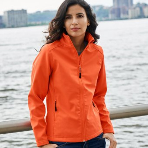 GH115 Gildan Hammer Ladies Soft Shell Jacket