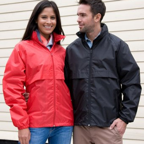 RS205 Result Core Lightweight Lined Waterproof Jacket