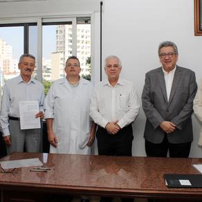ICAVC firma parceria com a USCS