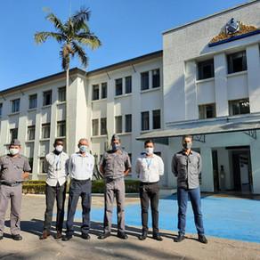 ICAVC visita Museu da Polícia Militar