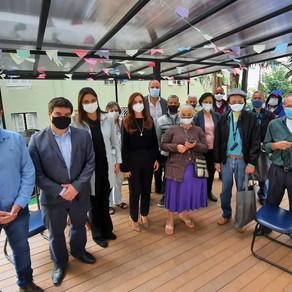 ICAVC celebra o Dia do Laringectomizado com entrega de laringes eletrônicas