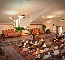 Dearborn Baptist Sanctuary
