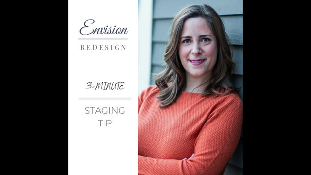 Staging Tip: How to Easily Hang Art Work
