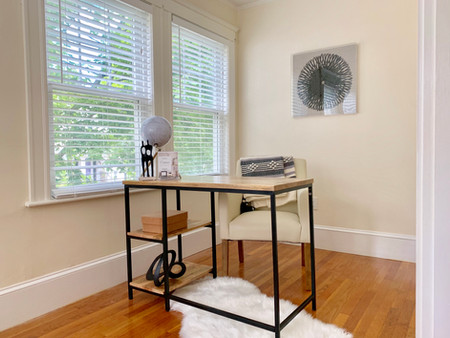 Home office Envision Redesign: Arlington Boston