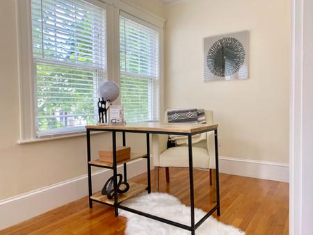 Home office Envision Redesign: Arlington Boston