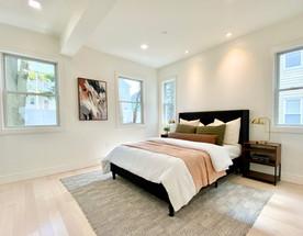MCM bedroom Somerville