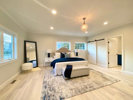 Master Bedroom - Staging Brookline MA