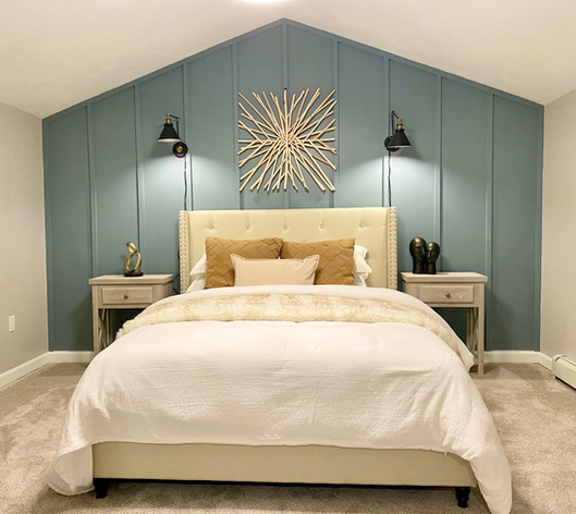 Bedroom Accent Wall - Leominster
