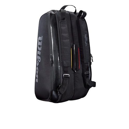 Super Tour Pro Staff 9 Pack Tennis Bag