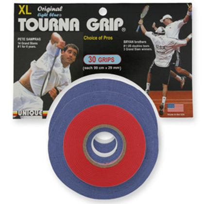 Tourna Grip 30er Pack - Blau
