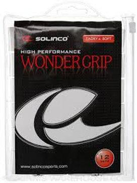 Solinco Wonder Grip 12er Pack - Weiß