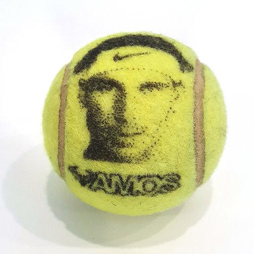 Rafael Nadal Tennisballselfie