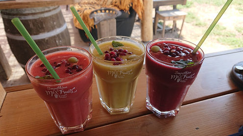 les smoothies