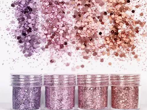 PRINCESS Glitter pots