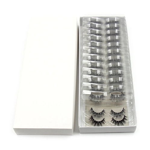 MUA 30x Mink lashes unboxed ( please allow 2 weeks on MUA orders)