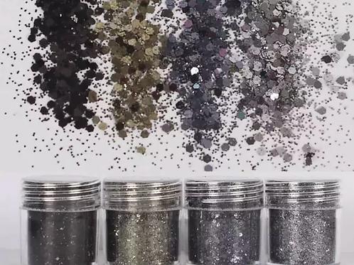 MYSTIC Glitter pots