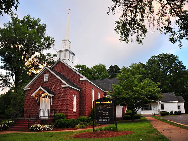 Aimwell Presbyterian Church