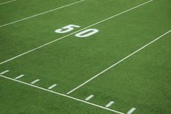 Stadium Turf - 50 Yard Line Distance