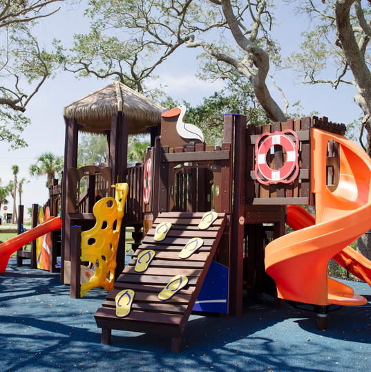 Nautical Play Structure