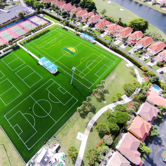 Athletic Fields Synthetic Turf