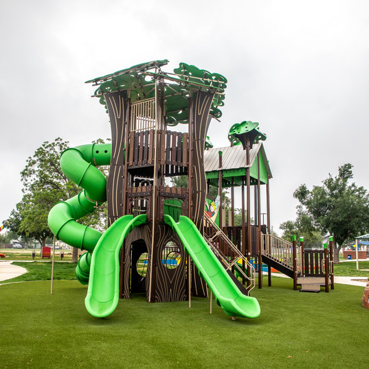 Jungle Play Structure 1